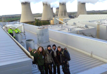 Activists Shut Down UK's Gas Power Station for One Week | EcoWatch | Scoop.it