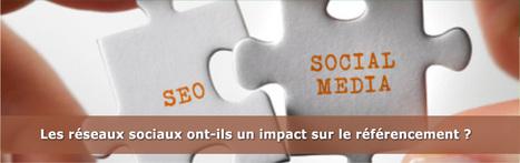 Les réseaux sociaux ont-ils un impact sur le trafic web ? | Social Media Curation par Mon Habitat Web | Scoop.it