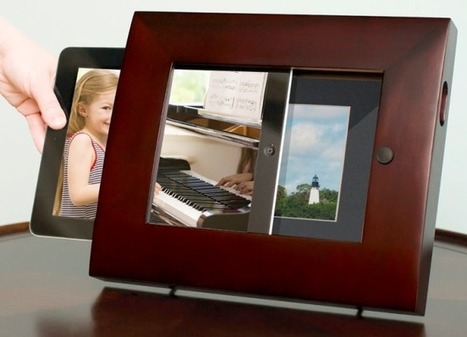 iPad 2 Photo Frame Docking Station | Technology and Gadgets | Scoop.it