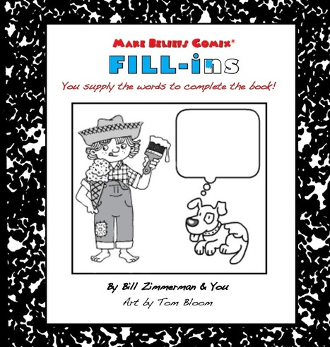 Free Fillable Comic eBooks for Students to Use in Class ~ Educational Technology and Mobile Learning | Teaching Resources on the Web | Scoop.it