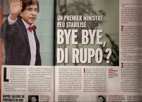 Elio Di Pédo (Officiel) blog du pédophile belge en liberté, premier ministre, Di Rupo | Autres Vérités | Scoop.it