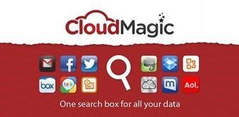 En la nube TIC: Cloudmagic. Un buscador para tus redes sociales de contenido. | Las TIC y la Educación | Scoop.it
