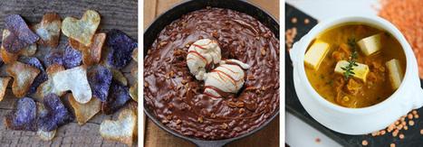 Healthy Vegan/Vegetarian Weekly Meal Plans   Gourmandelle ...   Veg(itari)an Meals   Scoop.it