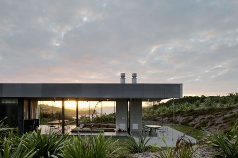 Island Retreat / Fearon Hay Architects | Idées d'Architecture | Scoop.it