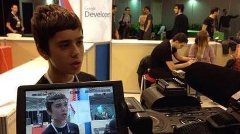 Google ficha a Nikos Adam, un niño de 12 años para su equipo de programadores | Social Media | Scoop.it