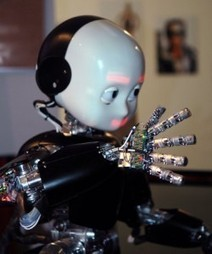"""Making an iCub robot """"clever"""" 