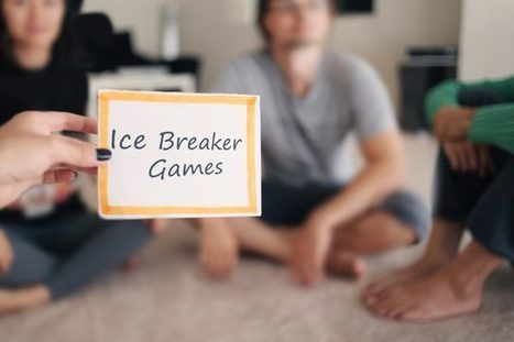 Ice Breaker Games for Small Groups | eHow | Serious Play | Scoop.it