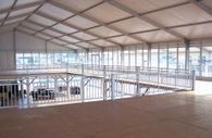 Dual-story tent houses NBA after-parties - InTents | Camping | Scoop.it