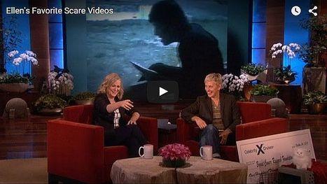 Ellen's Favorite Scare Videos - All Site Café | cool sites | fun sites | entertainment | play computer games | Scoop.it