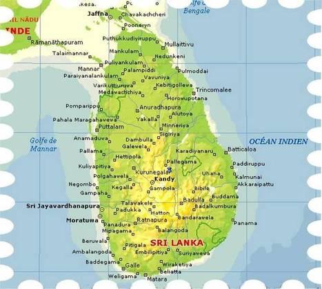 Préparation de notre #voyagedenoces : Lecture du blog #DesTongsauSriLanka #srilanka #voyage   Objectif Mariage   Scoop.it