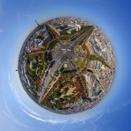 16 IMPRESIONANTES fotografías de ciudades tomadas en 360º - Plataforma Arquitectura | Machines Pensantes | Scoop.it