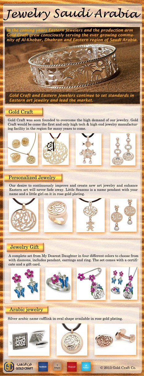 Jewelry Saudi Arabia | Jewelry Saudi Arabia | Scoop.it