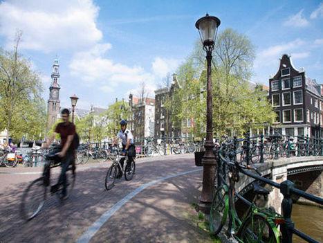 Aux Pays-Bas, les vélos vibrent pour avertir les cyclistes du danger | La révolution numérique - Digital Revolution | Scoop.it