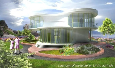 Australia's Classroom of the Future | sustainable architecture | Scoop.it