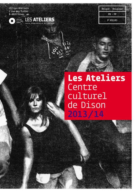 Ateliers 2013-2014 I Dison I Ateliers du Centre culturel de Dison | Programme 2013-2014 des ateliers créatifs en Wallonie et à Bruxelles | Scoop.it