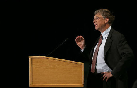 What Bill Gates Got Wrong About Why Nations Fail - By Daron Acemoglu and James Robinson | Inequality | Scoop.it