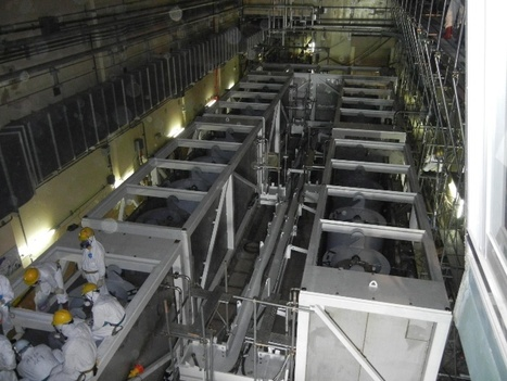 [Photos] Le processus de traitement de l'eau à Fukushima Daiichi  | Japan News Today | Japon : séisme, tsunami & conséquences | Scoop.it