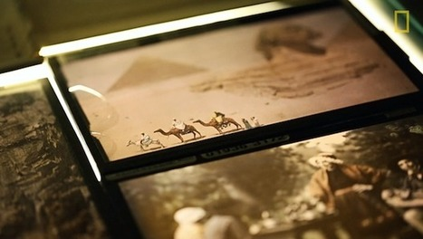 Fascinating Mini Documentary on National Geographic Archivist Bill Bonner | Photography News Journal | Scoop.it