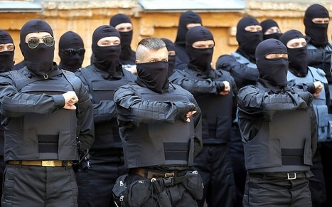 "Fort Russ: ""European Rule of Law"": 14 articles of the Ukrainian Constitution violated by the new Kiev government 