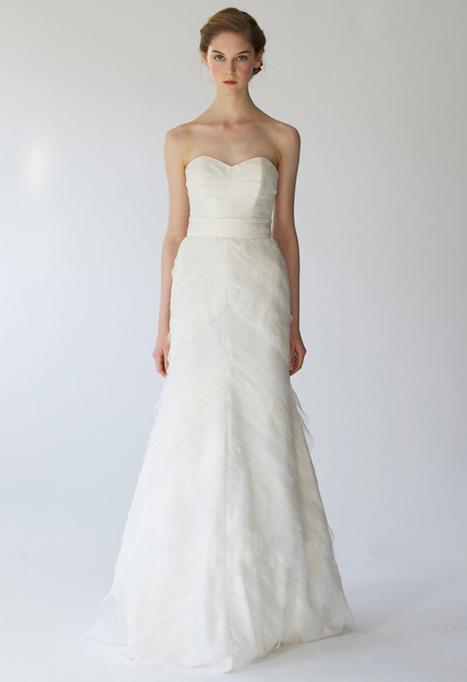 Lela Rosa 2014 Spring and Summer Wedding Dress - Dresseseveryday   gbridal   Scoop.it