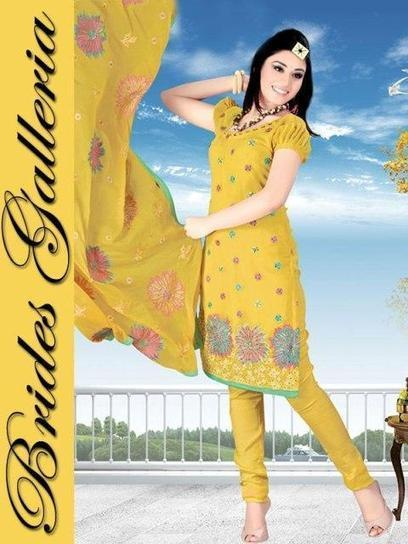 Brides Galleria Winter Collection 2013 | Latest Fashion News of Pakistan | Scoop.it