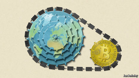 The Trust Machine : The Technology Behind Bitcoin Could Transform How The Economy Works by @theeconomist | cross pond high tech | Scoop.it