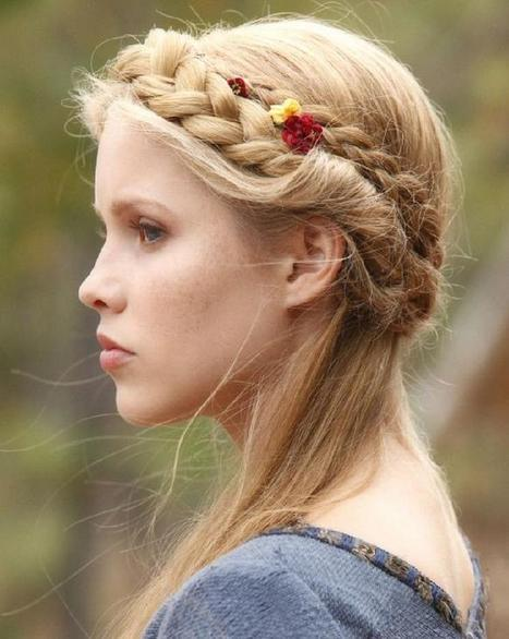 Long-Braided-Hairstyle.jpg (684x858 pixels) | The Arts for the world | Scoop.it