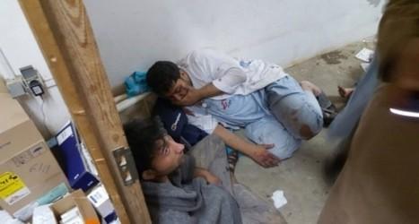 #MSF niega que hubiese talibanes en el hospital | lamarea.com #USA #NATO #OTAN = #WarCriminals | Noticias en español | Scoop.it