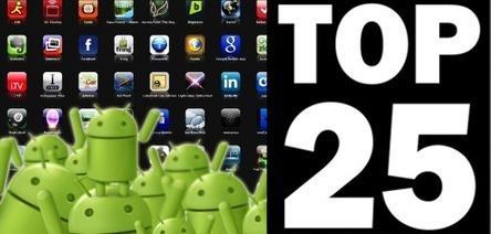 Las 25 apps imprescindibles para estrenar móvil Android | Android | Scoop.it
