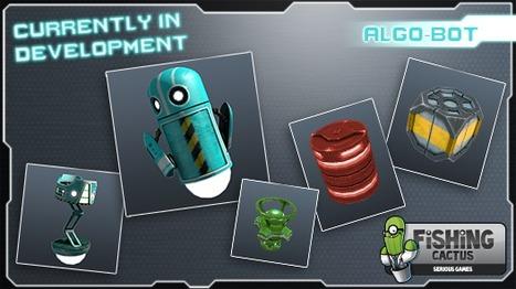 Algo-Bot. Bien plus qu'un serious game | Formation & Digital | Scoop.it