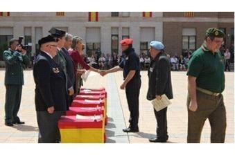 Llanos de Luna homenatja els combatents espanyols a l'exèrcit nazi, segons 'La Directa' | TIC TAC PATXIGU NEWS | Scoop.it
