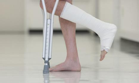 NHS group considers charges for crutches and neck braces | United Kingdom | Scoop.it