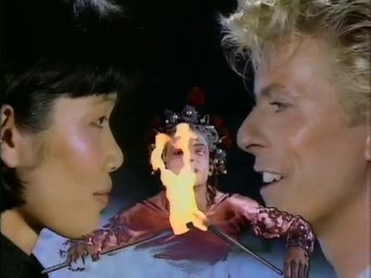 David Bowie: China Girl | Mixed American Life | Scoop.it