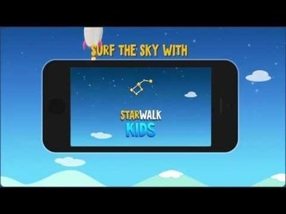 Notable New iPad Apps: Star Walk Kids – Astronomy for Children | Aprendiendo a Distancia | Scoop.it