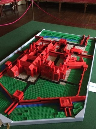 Why Lego? #buildyourownportus   Archaeology of Portus   Scoop.it