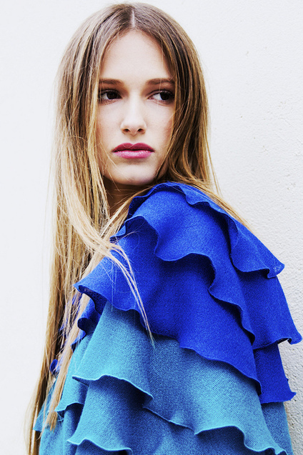 [freshly on board] new face Ines Sole @ Next Model Management in Paris | Fashion | Scoop.it