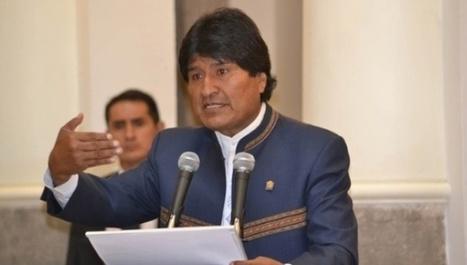 Evo Morales: The Struggle Will Continue | Global politics | Scoop.it
