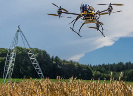 This Startup Is Changing Farming With Drones and AI | Drone (UAV) News | Scoop.it