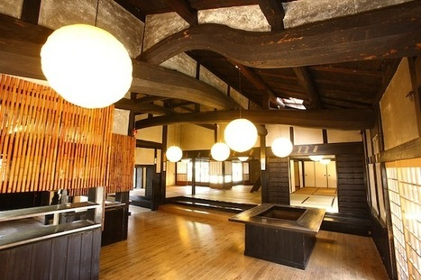 Samurai House – A walk around an ancient Kyoto home that is up ... | Travel to Japan | Scoop.it