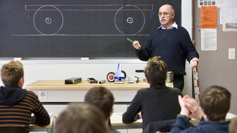 Den Lehrerberuf für Männer wieder attraktiver machen | Beruf: Lehrer | Scoop.it
