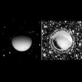 Saturn's Moon Titan Glows in the Dark | Quite Interesting News | Scoop.it