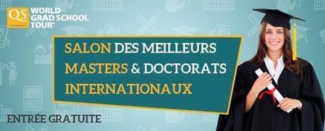 QS World Grad School Tour - Paris | Top Universities | Orientation scolaire | Scoop.it