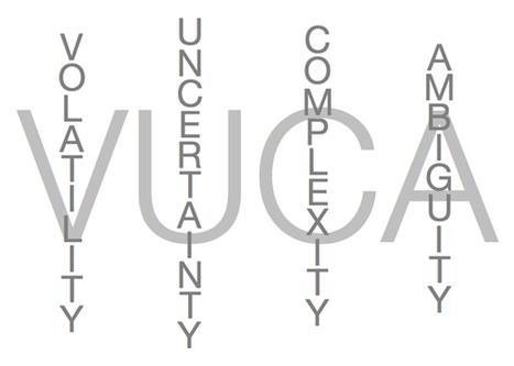 VUCA y la gestión relativa | Orientar | Scoop.it