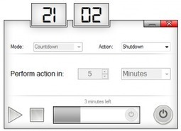 Timer Spegnimento Pc | Tecnologia Online | Scoop.it