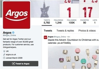 Argos Case Study: Mapping The Consumer Journey To Purchase | Public Relations & Social Media Insight | Scoop.it