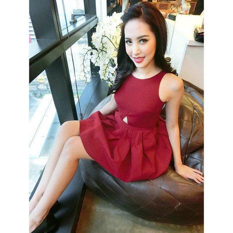 แฟชั่นสวยเซ็กซี่ เฌอเบลล์ นางเอกขาสวย | fashion in Thailand | Scoop.it