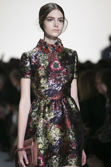 Valentino's Figures Bloom - Vogue.com | Tokyo James | Scoop.it