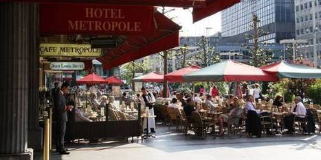 7 terrasses incontournables de Bruxelles - lalibre.be | Bruxelles | Scoop.it