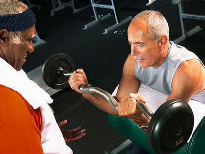 UAB - High-intensity strength training shows benefit for Parkinson's patients   Health, Nutrition and Fitness   Scoop.it