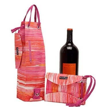 Wine bags receive fashion makeover | Autour du vin | Scoop.it